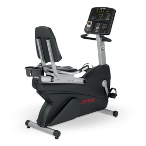 Life Fitness CSLR cycle