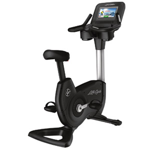 Life Fitness Platinum Recumbent Discover SI Cycle
