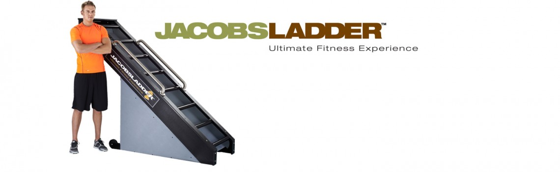 Jacobs Ladder is full body conditioning!